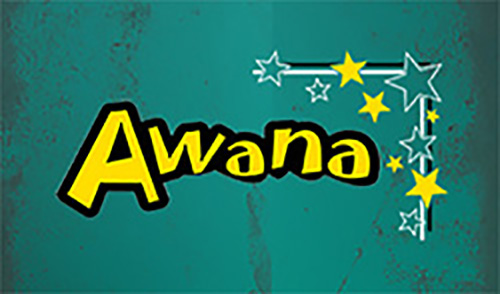 awana button