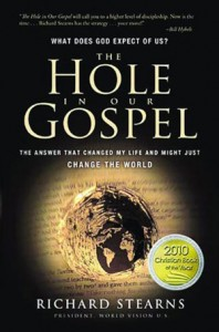 Book Cover: The Hole in Our Gospel