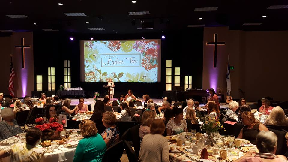 2016 Ladies Tea Picture #8